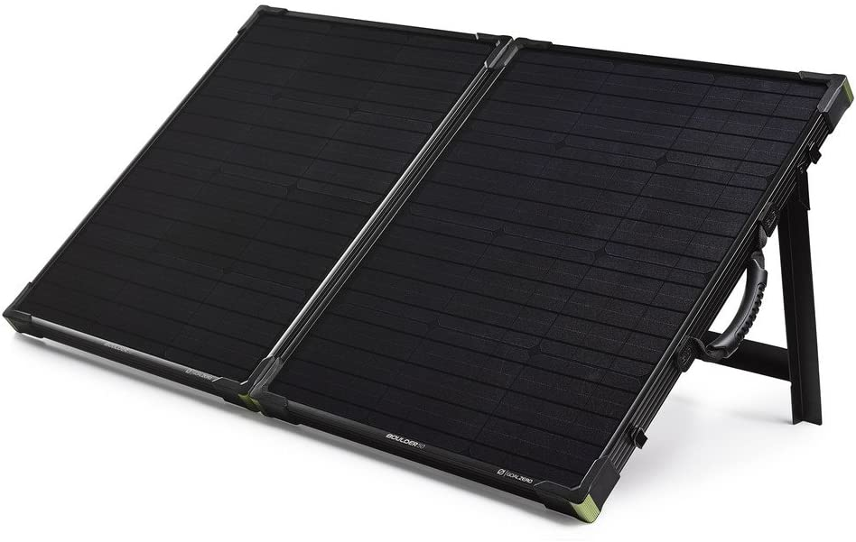 recommended solar panel for Yeti 1250