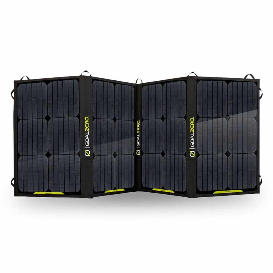 recommended solar panel for Yeti 1000
